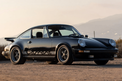 Win a 1975 Porsche 911 Carrera and $20,000!
