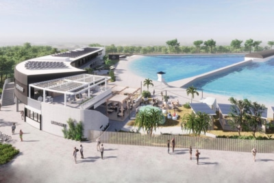 URBNSURF Sydney: First Look at the $50 Million Mega Surf Park Complex