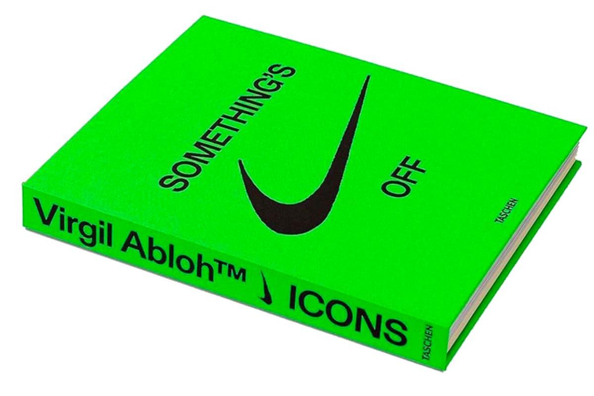 Virgil abloh x nike icons the ten somethings off book