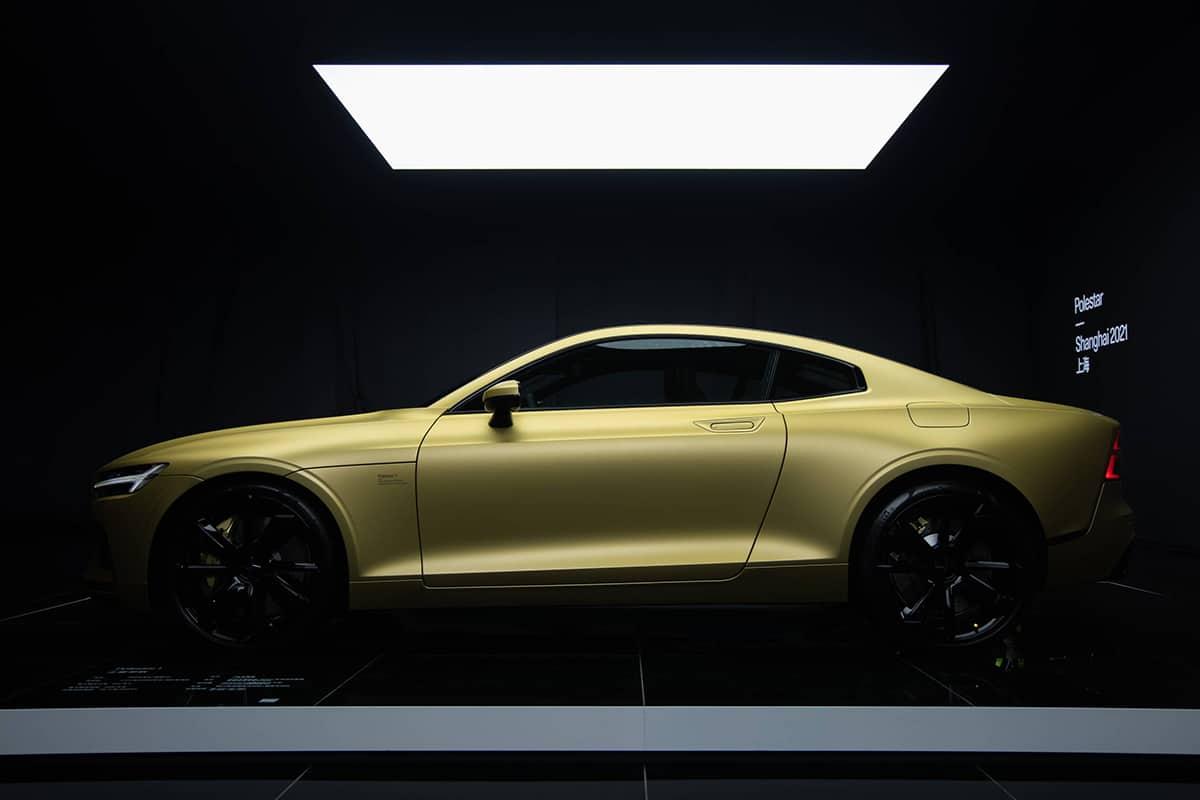 Volvo polestar 1 gold edition 3