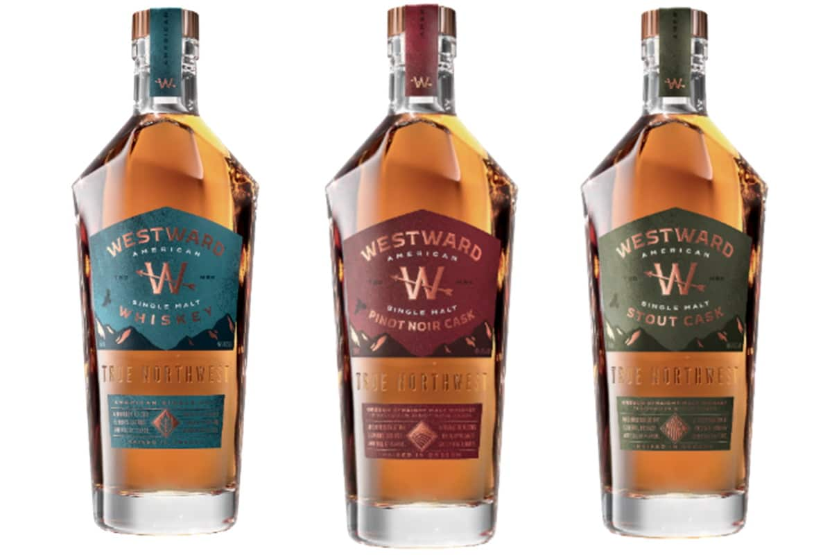 Westward whiskey core range