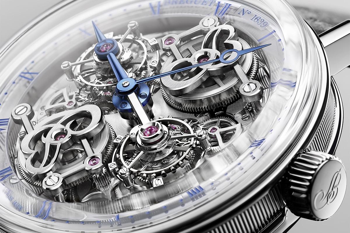 Breguet Classique Double Tourbillon watch