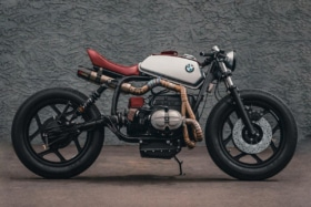 Wyld bmw cafe racers 5