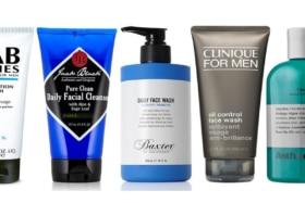 10 best face washes for men