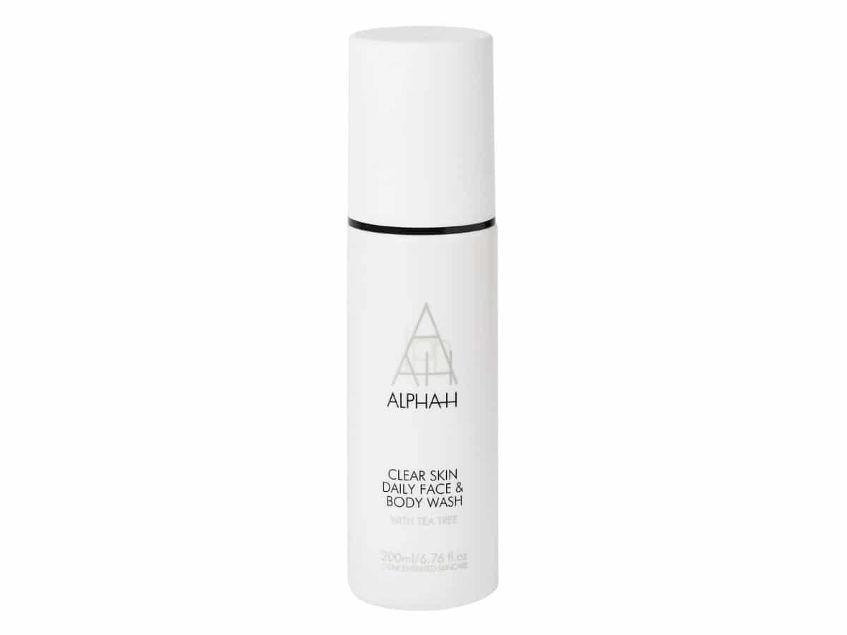 Alpha H Clear Skin Daily Face Wash