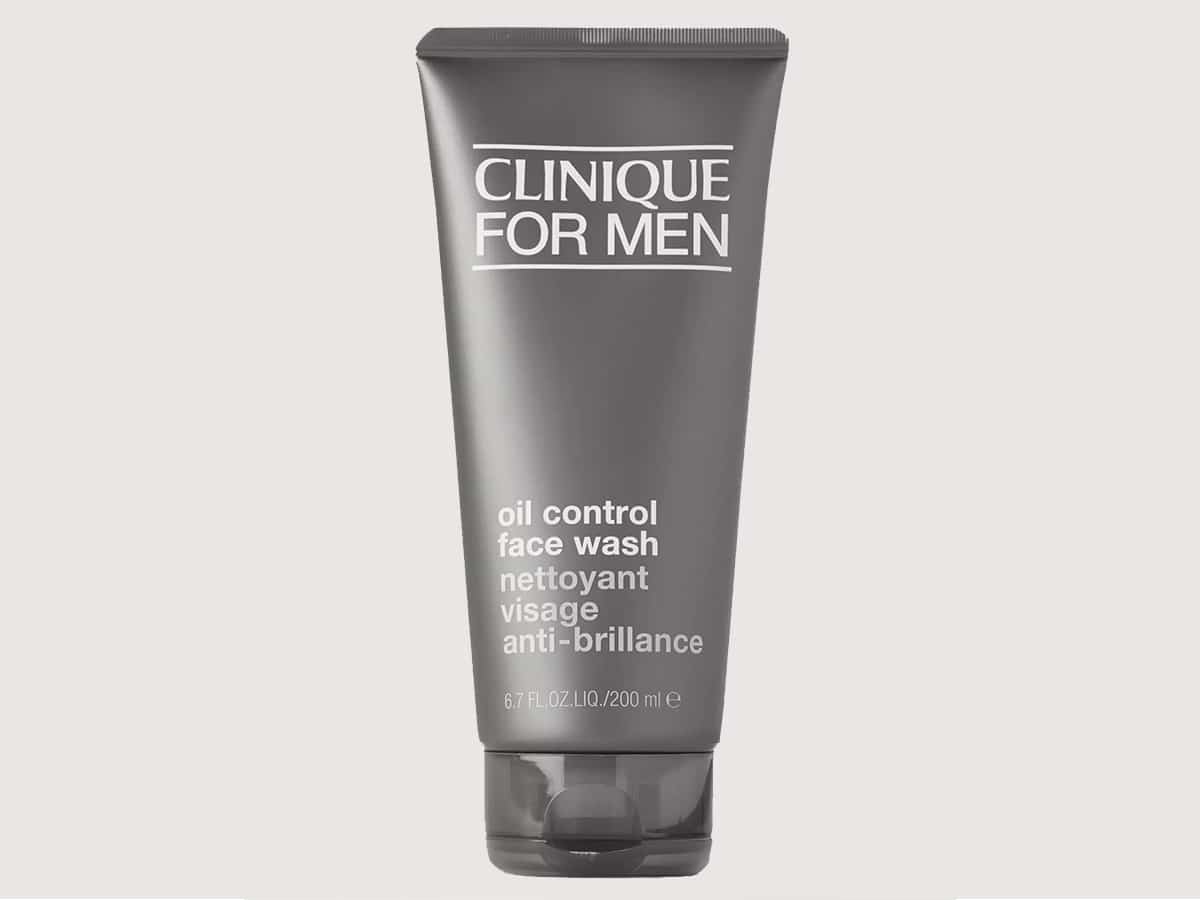 Clinique for Men Oil Control Face Wash for Men