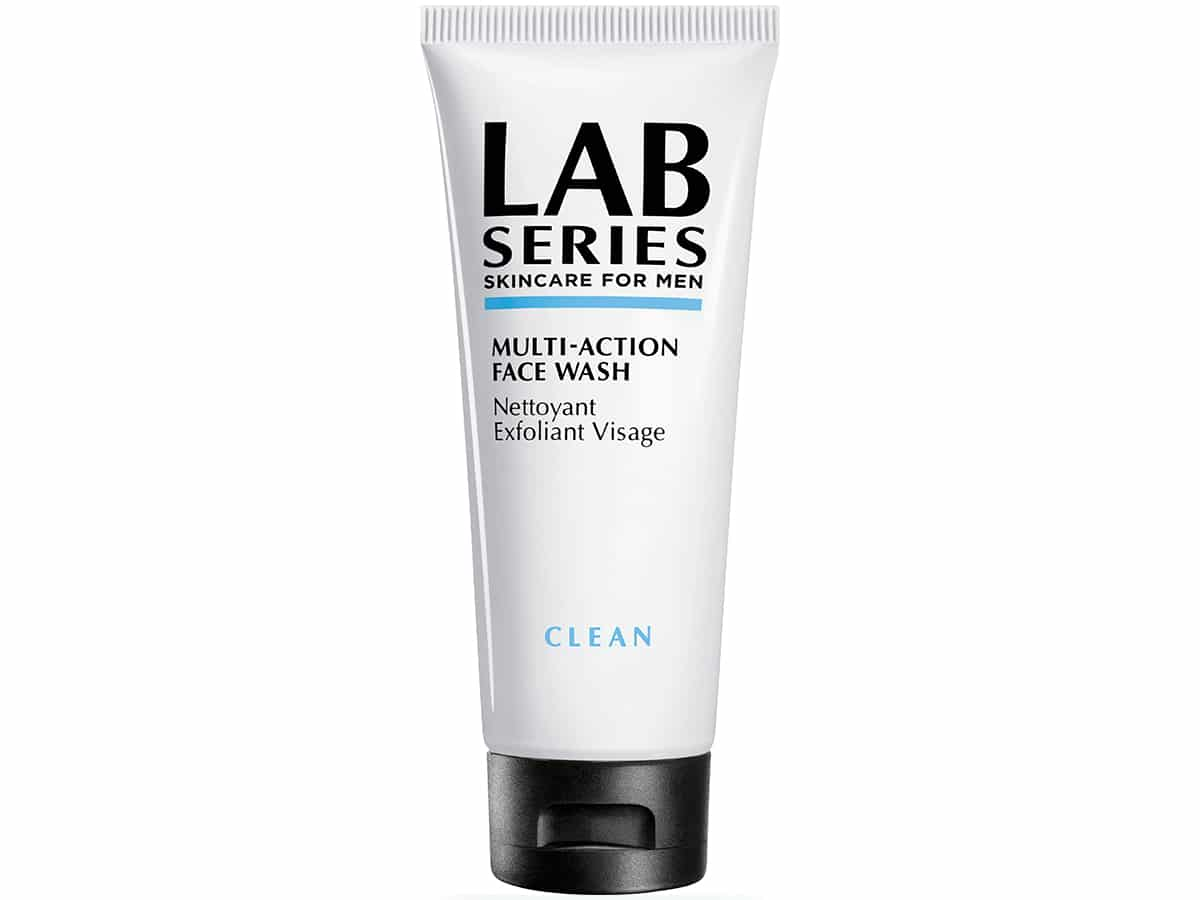 Lab Series for Men Multi-Action Face Wash