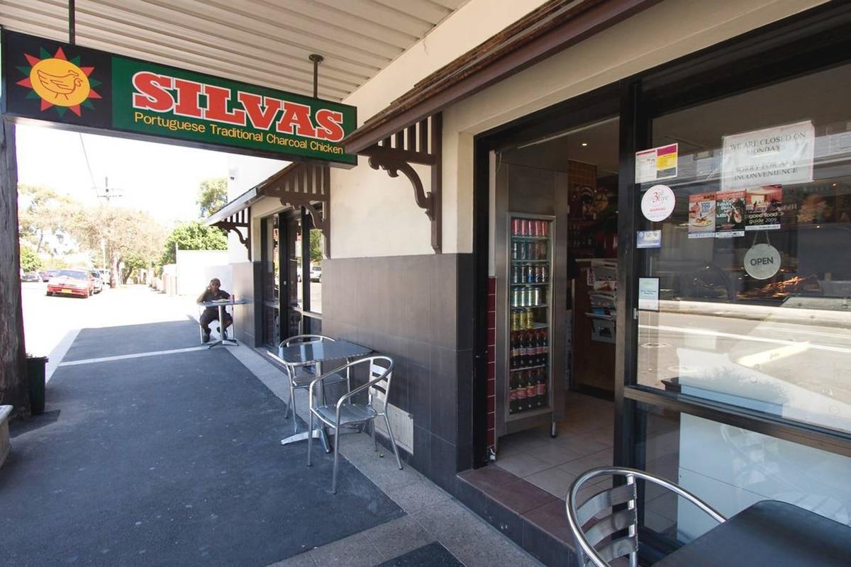 Silva's Portuguese charcoal chicken shop