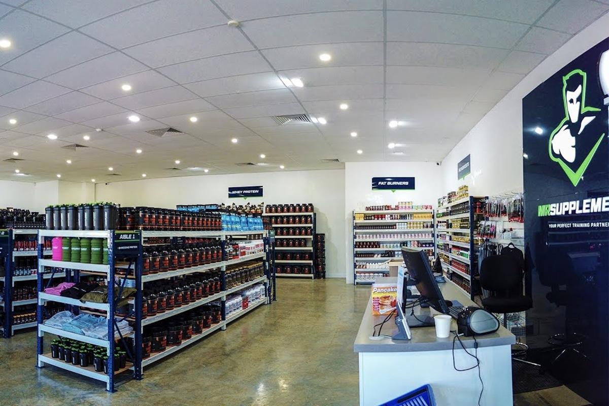 mr supplement interior