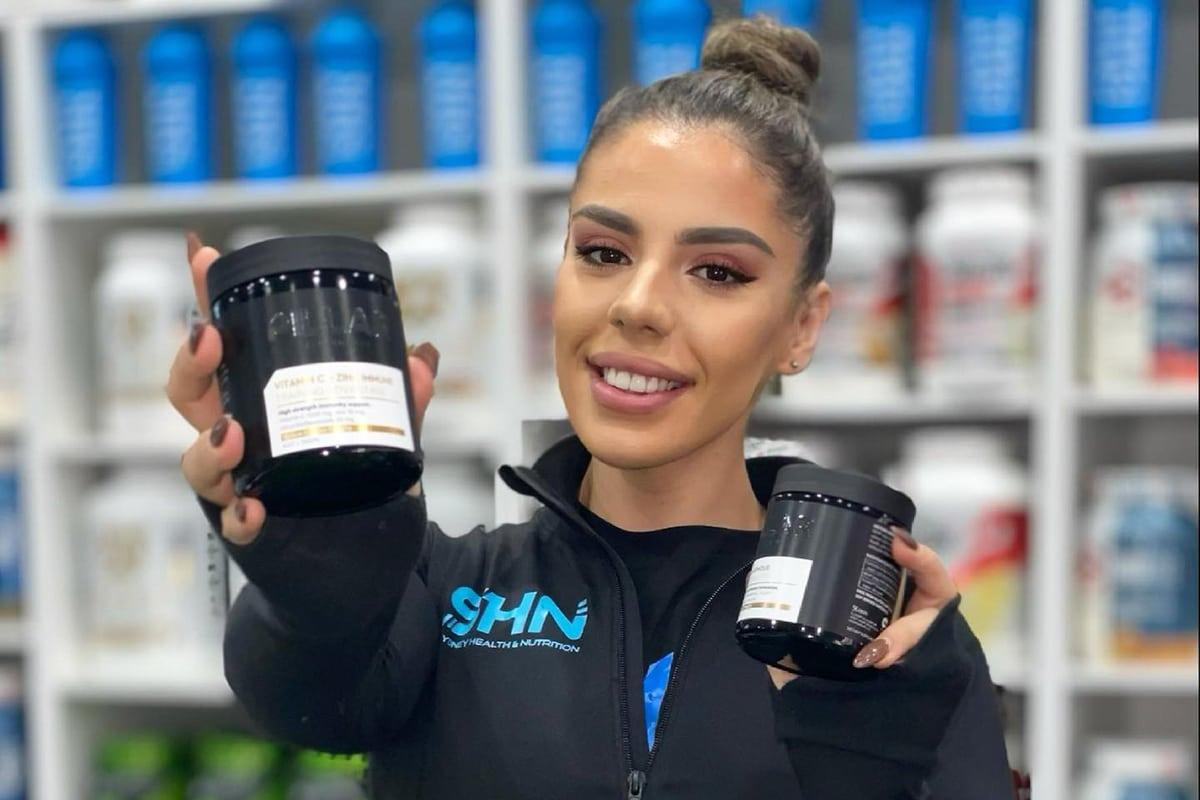 shn sydney health nutrition supplement store