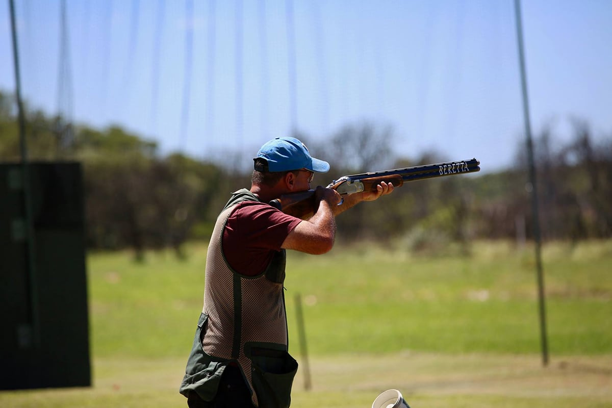 Marconi Clay Target Club