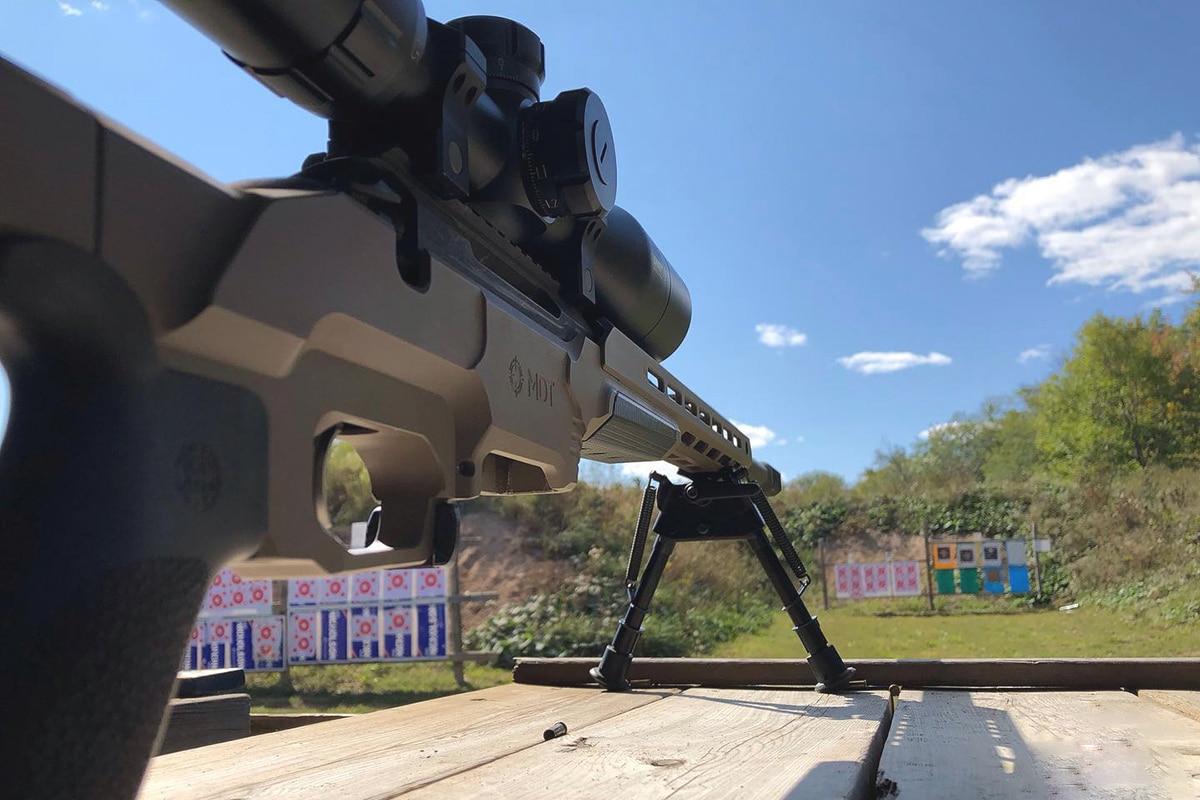 Silverdale Rifle Range