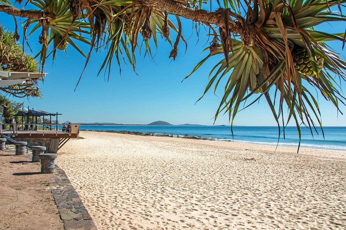 mooloolaba beach lookout