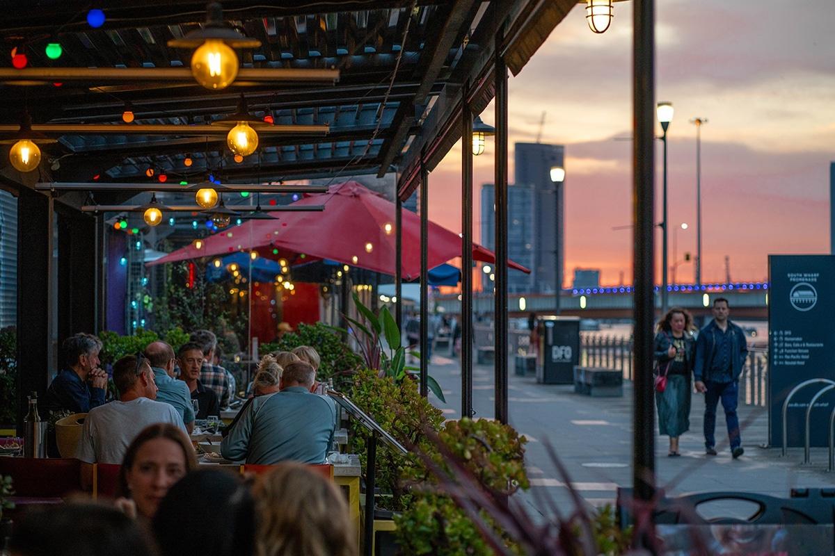 bangpop restaurant outdoor