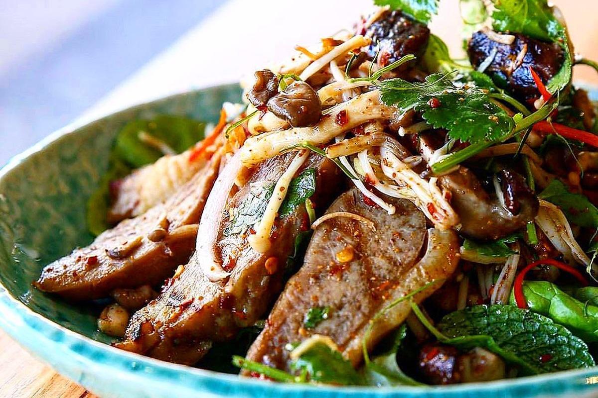 thai thani restaurant meal