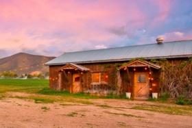 1robert redfords horse whisper ranch