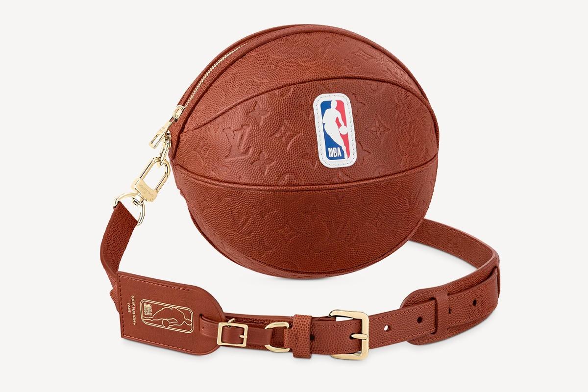 2 nba louis vuitton basket in bag
