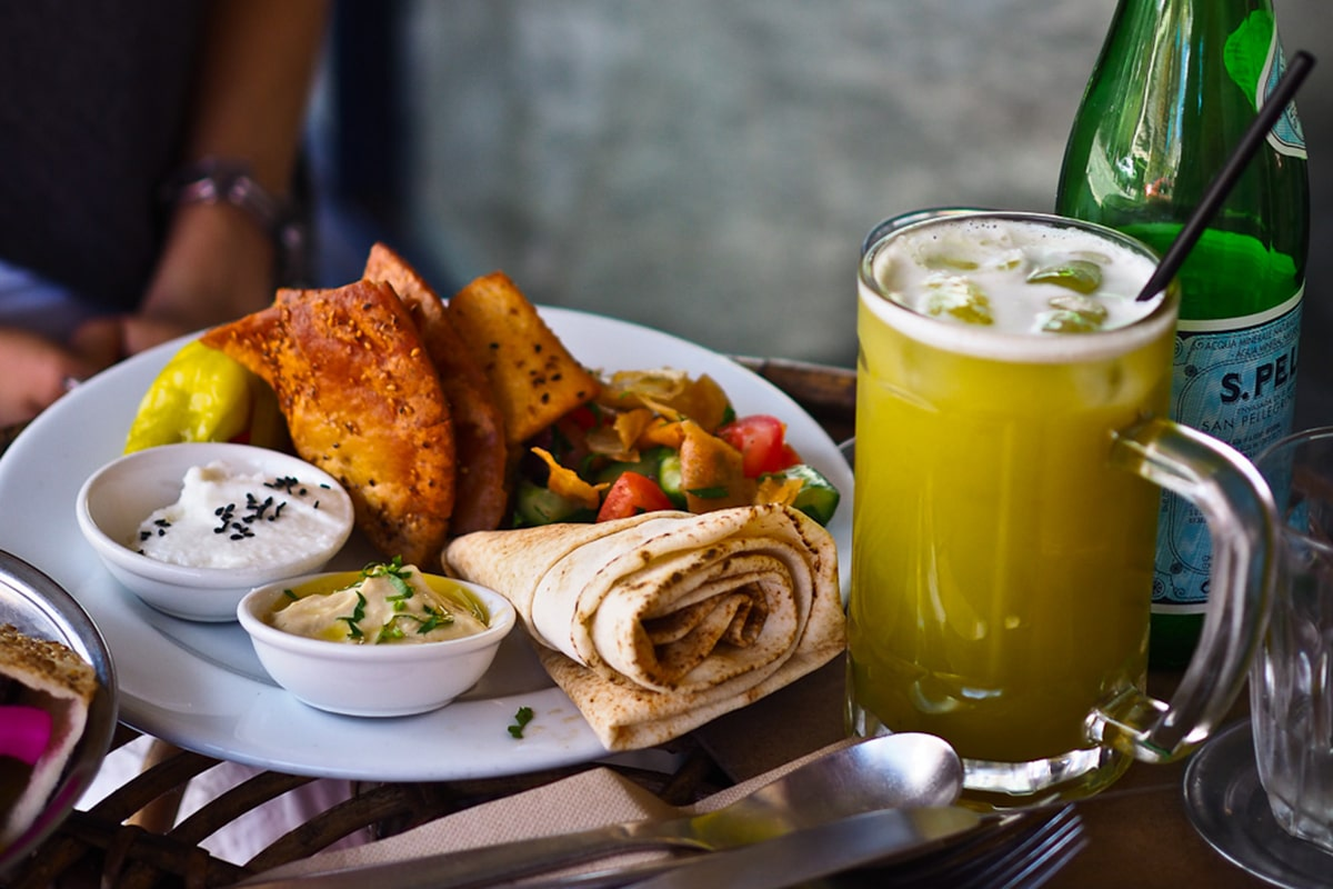 cairo takeaway meal