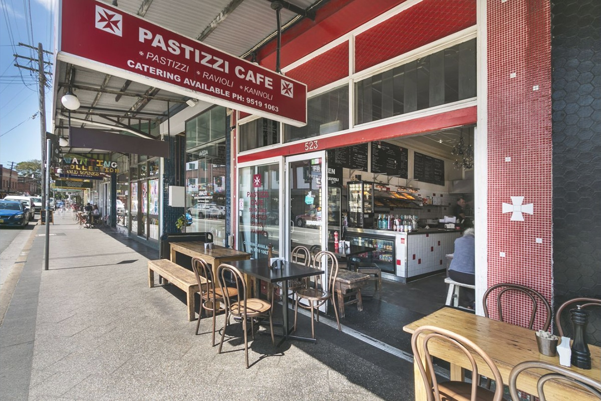 pastizzi cafe street view