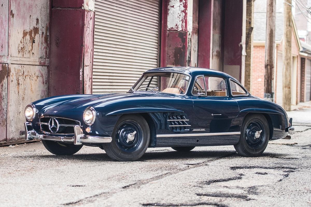 Mercedes-Benz 300 SL Gullwing 1954