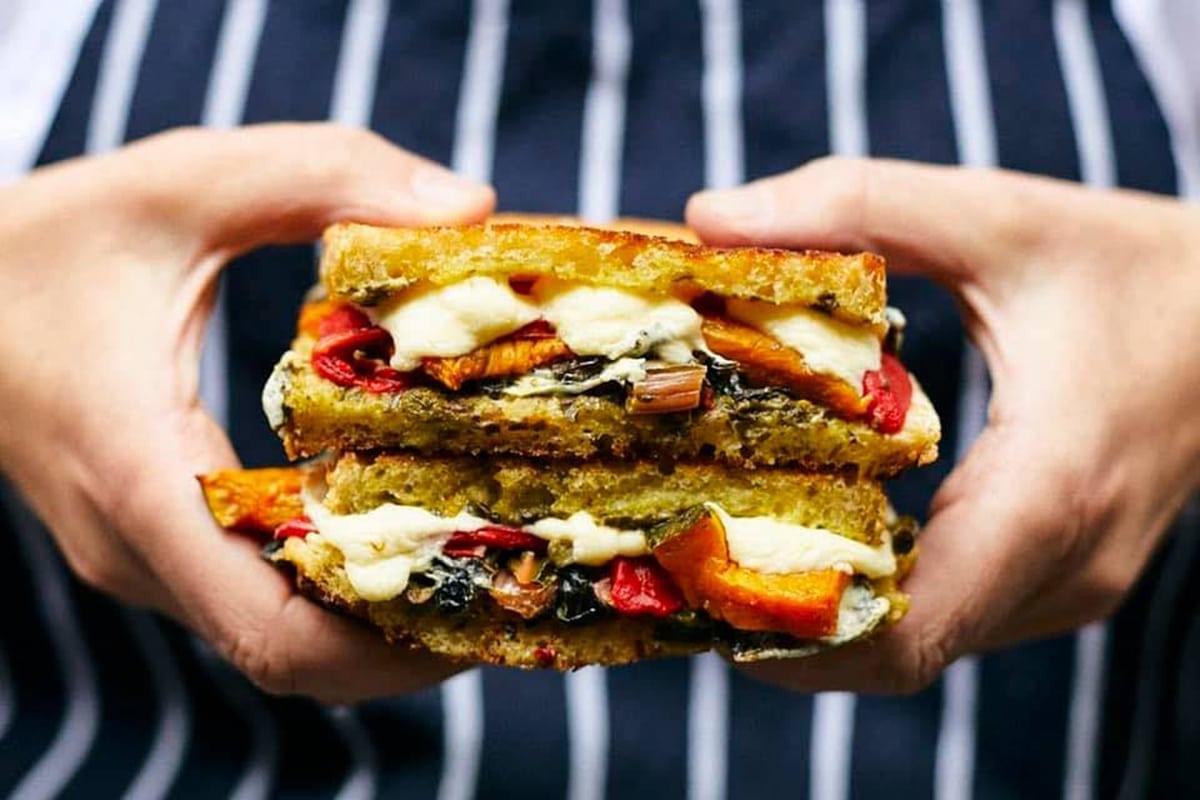 king william takeaway sandwich