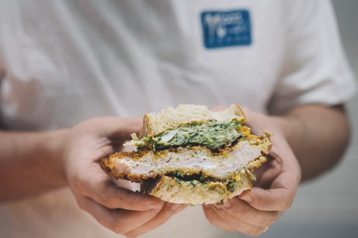Nico's Sandwich Deli meal