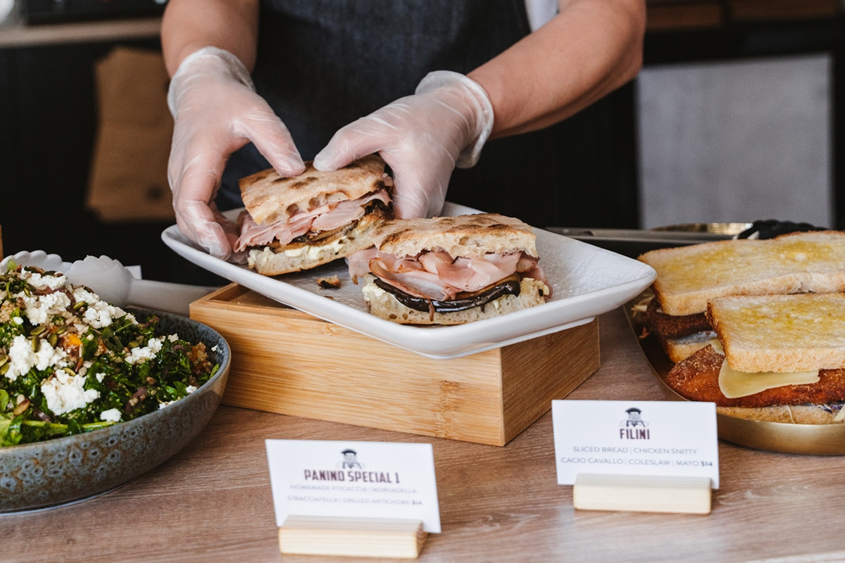 ugo cucina popolare Sandwiches