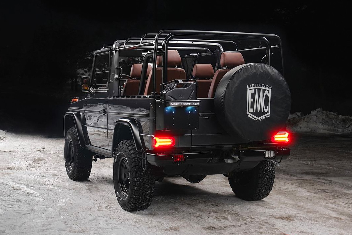 3 expedition motor company g wagen wolves