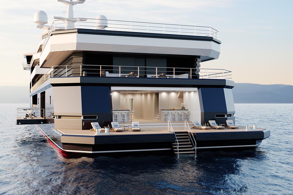 341′ ice class superyacht