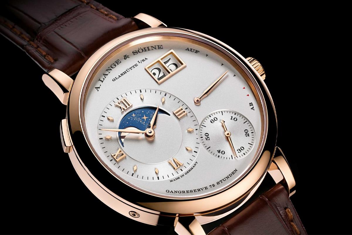 best luxury watch brands for men A lange sohne