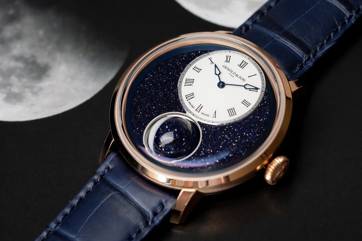 best luxury watch brands for men Arnold and son