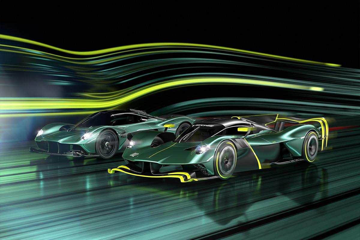 Aston martin valkyrie amr pro feature