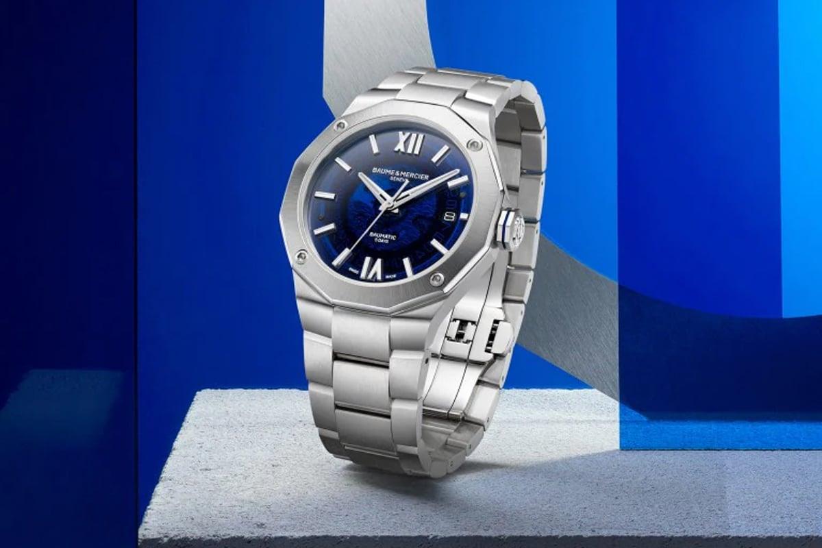 best luxury watch brands for men Baume et mercier