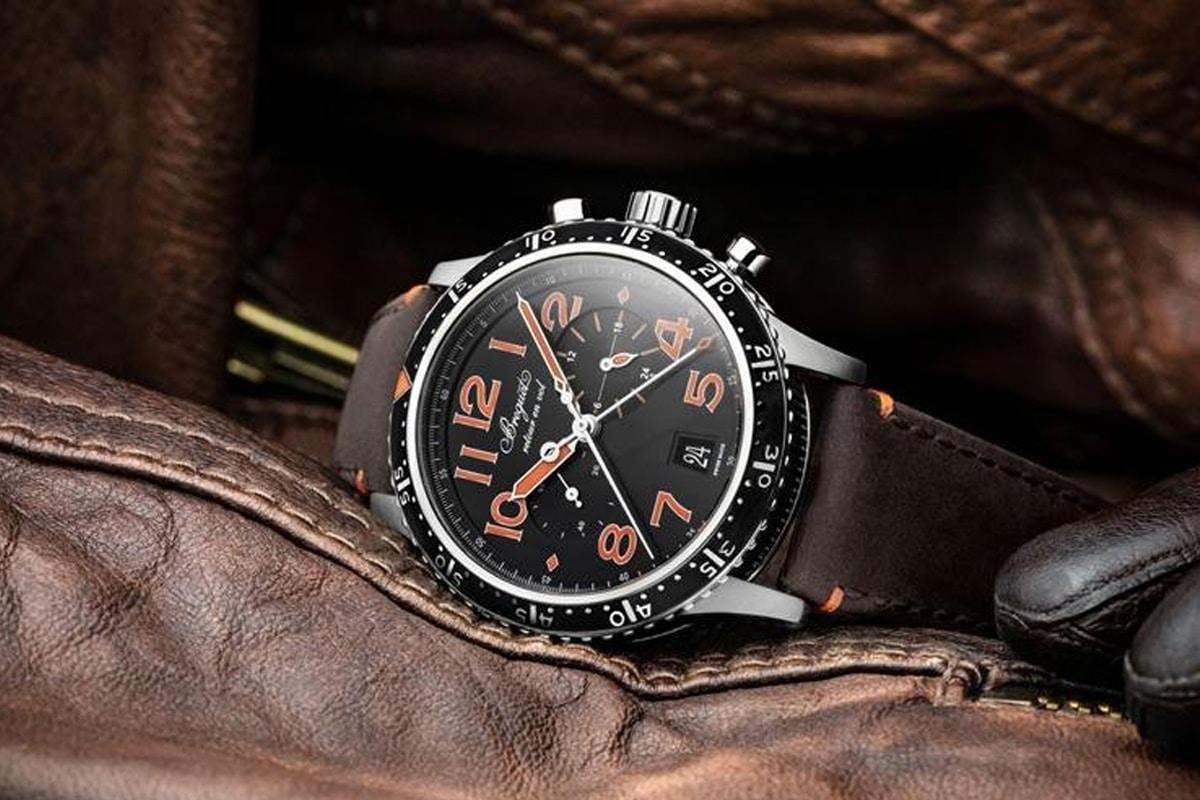 best luxury watch brands for men Breguet