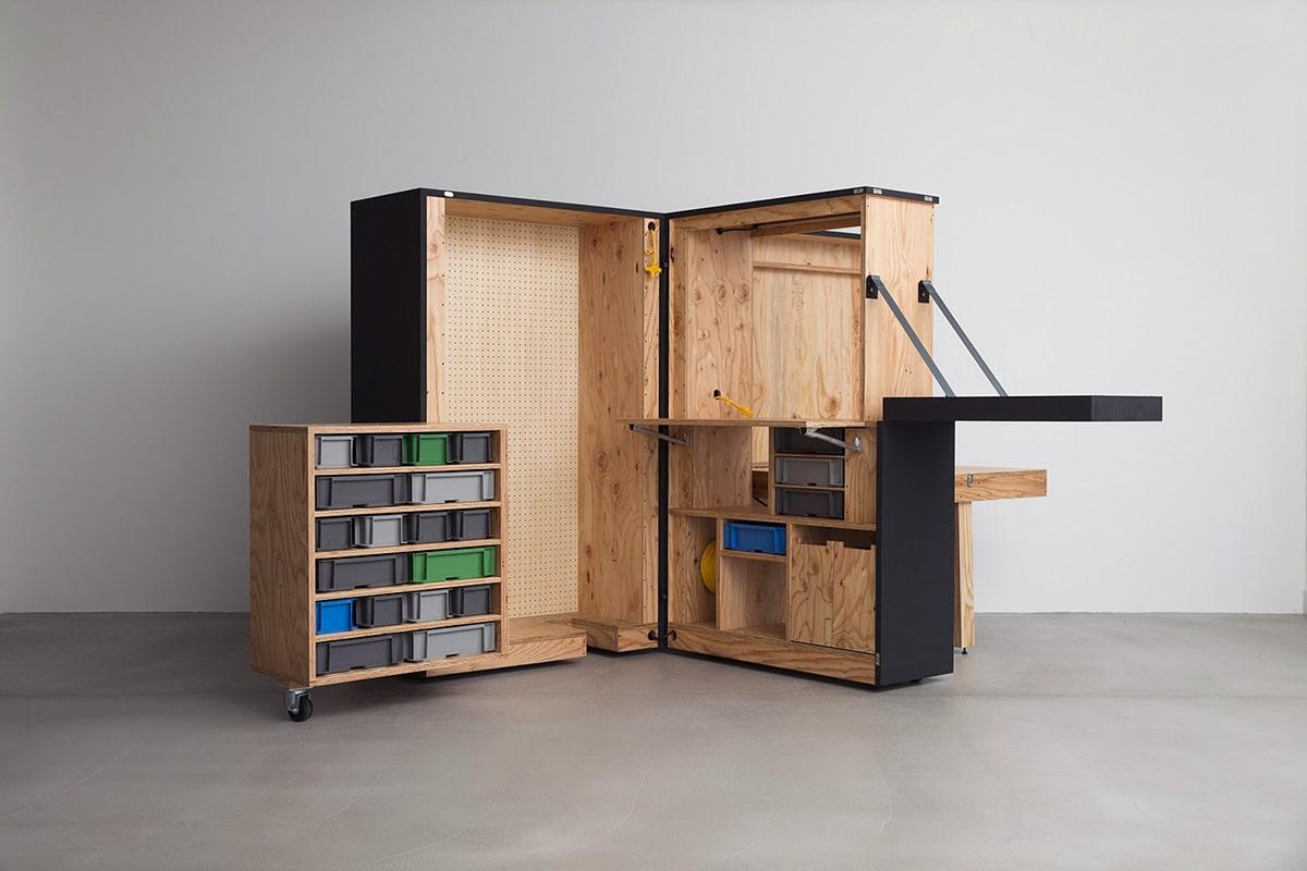 Diy box home office 4