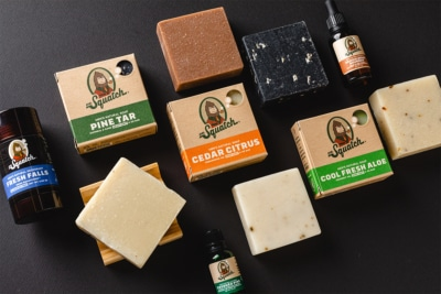 Meet The All Natural Soap Company Making Men Shower Champions