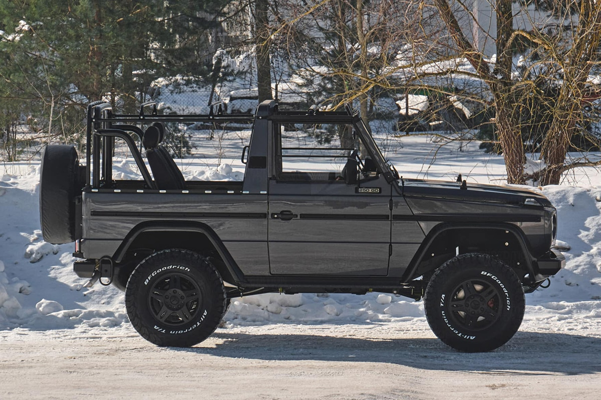 Expedition motor company g wagen