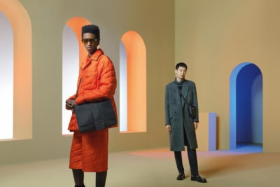 FENDI Men's Spring/Summer 2022 Collection is a Hyper-Colour Escape From Reality