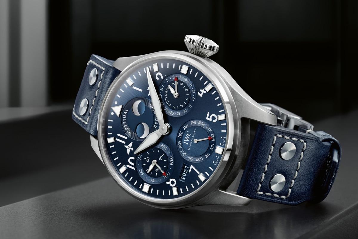 best luxury watch brands for men Iwc