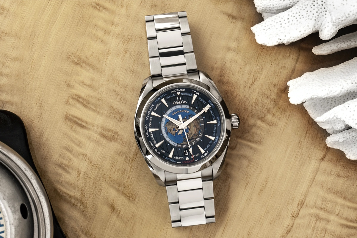 best luxury watch brands for men Omega