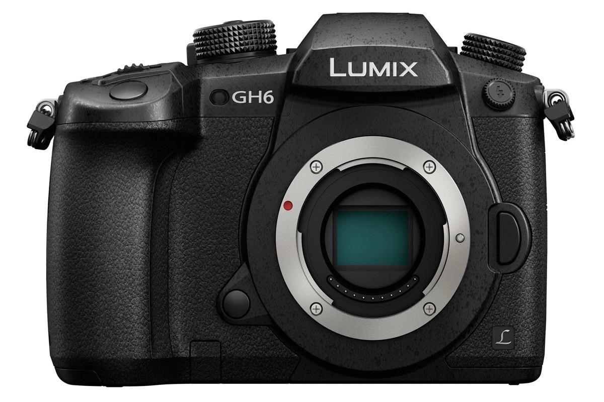 Panasonic gh6 camera 1