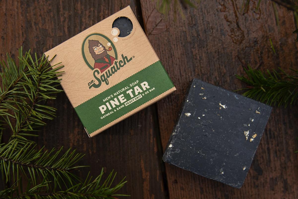 Pine tar dr squatch