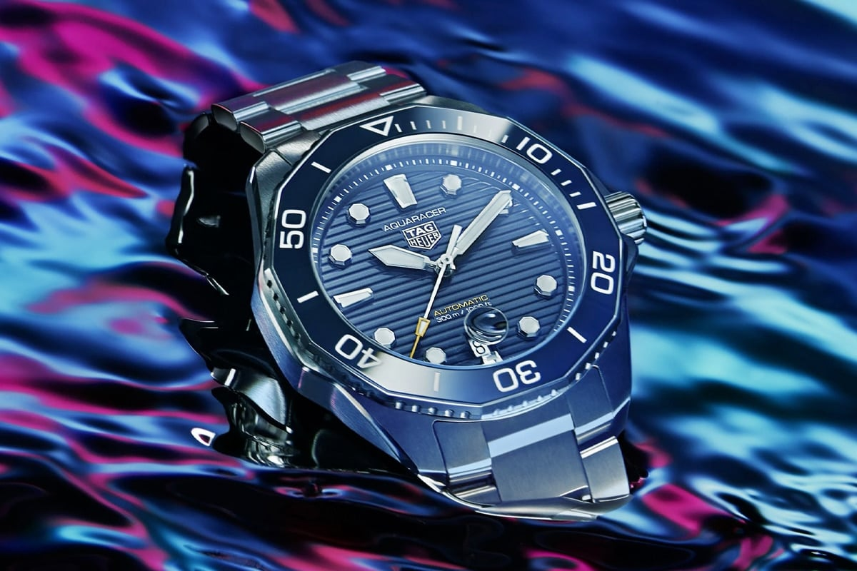best luxury watch brands for men Tag heuer