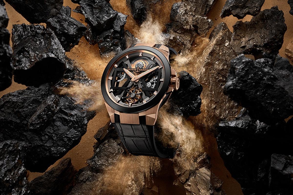 best luxury watch brands for men Ulysse nardin