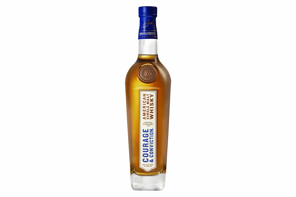 Virginia distillery co courage conviction range 1
