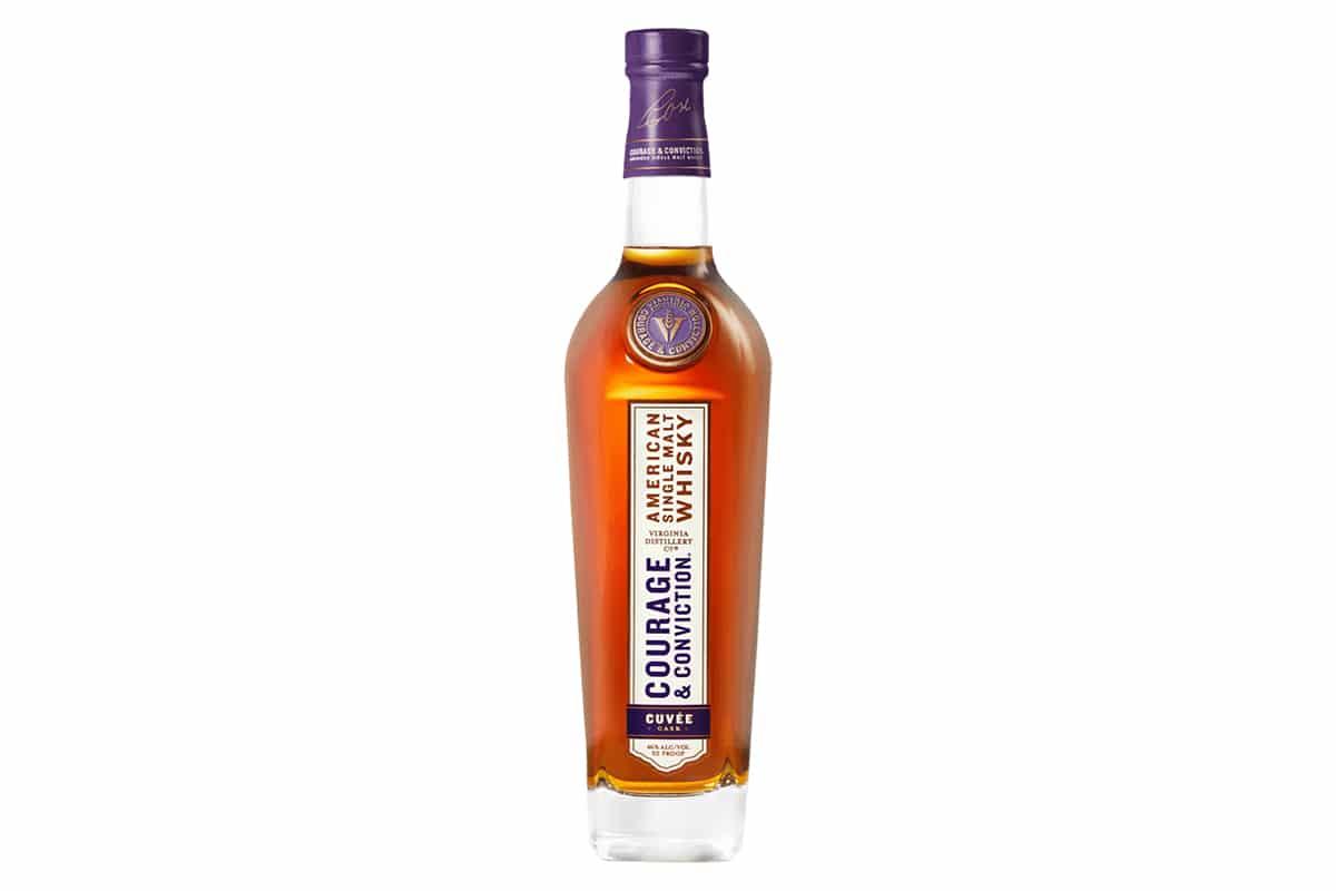 Virginia distillery co courage conviction range 3