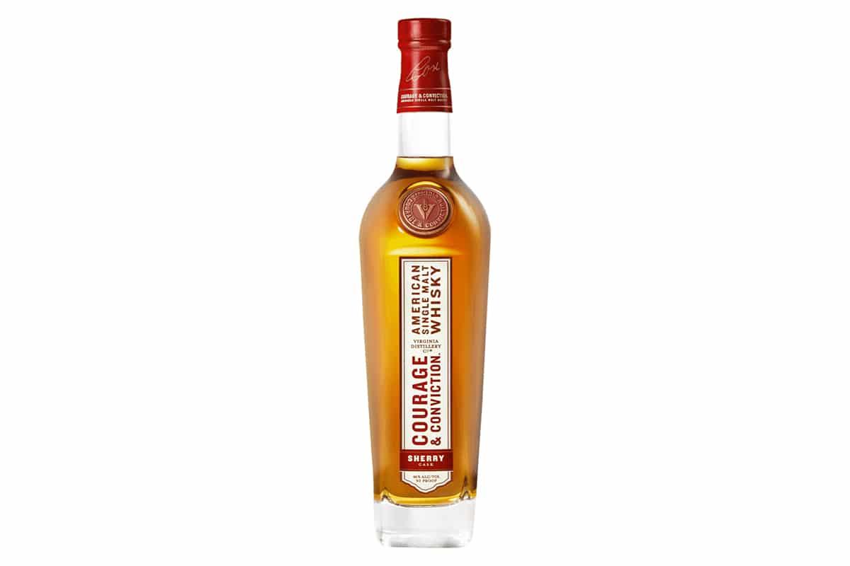 Virginia distillery co courage conviction range 5
