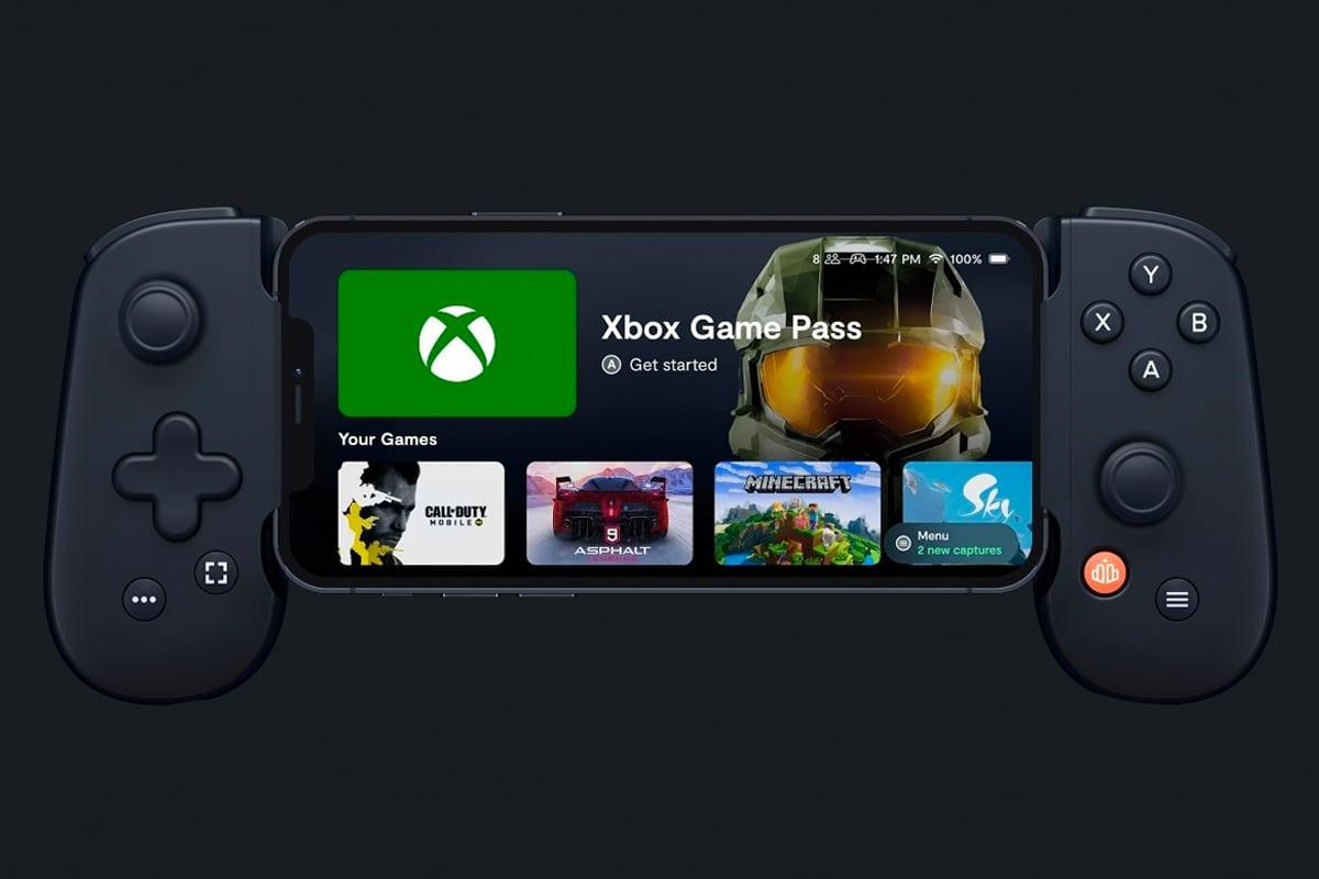 Xbox game pass apple
