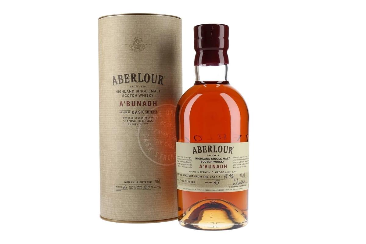 Aberlour abunadh