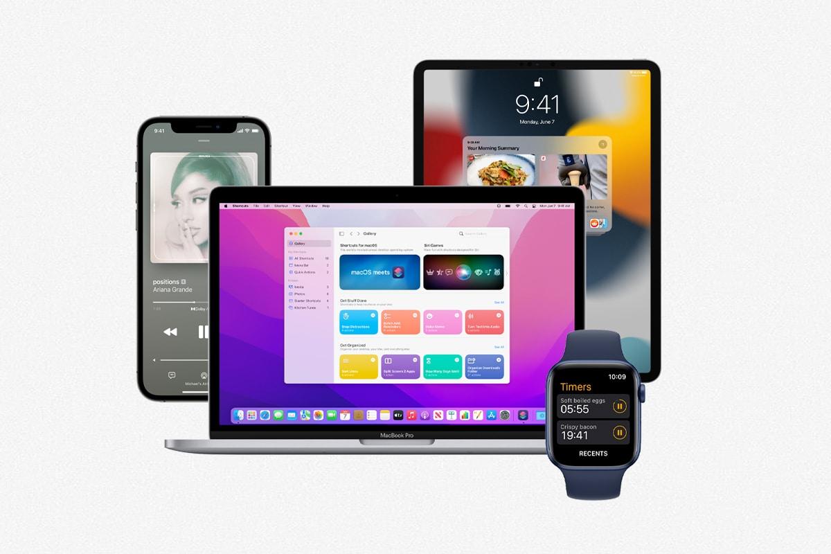 Apple wwdc event 2021